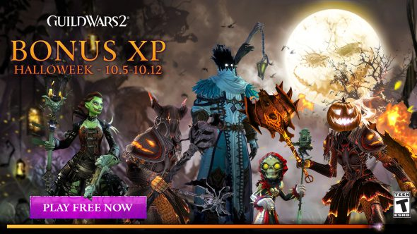 Guild War 2's Halloween Event Will Begin on October 5th