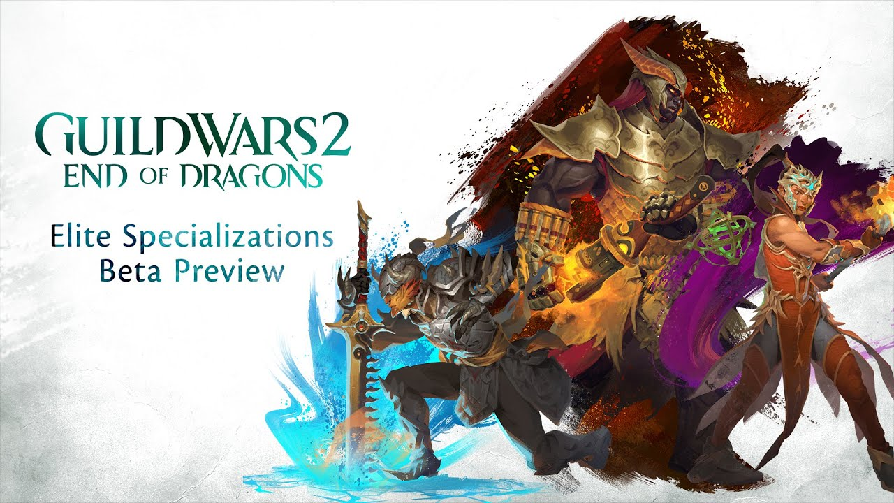 Guild Wars 2 Shares Preview on Elite Specialization Coming In End of Dragons 2