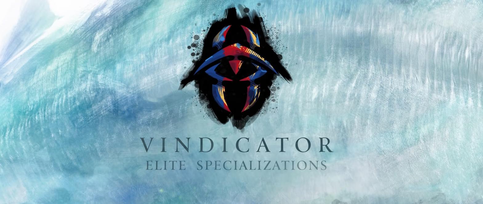Guild Wars 2 Unveils The Vindicator Elite Specialization