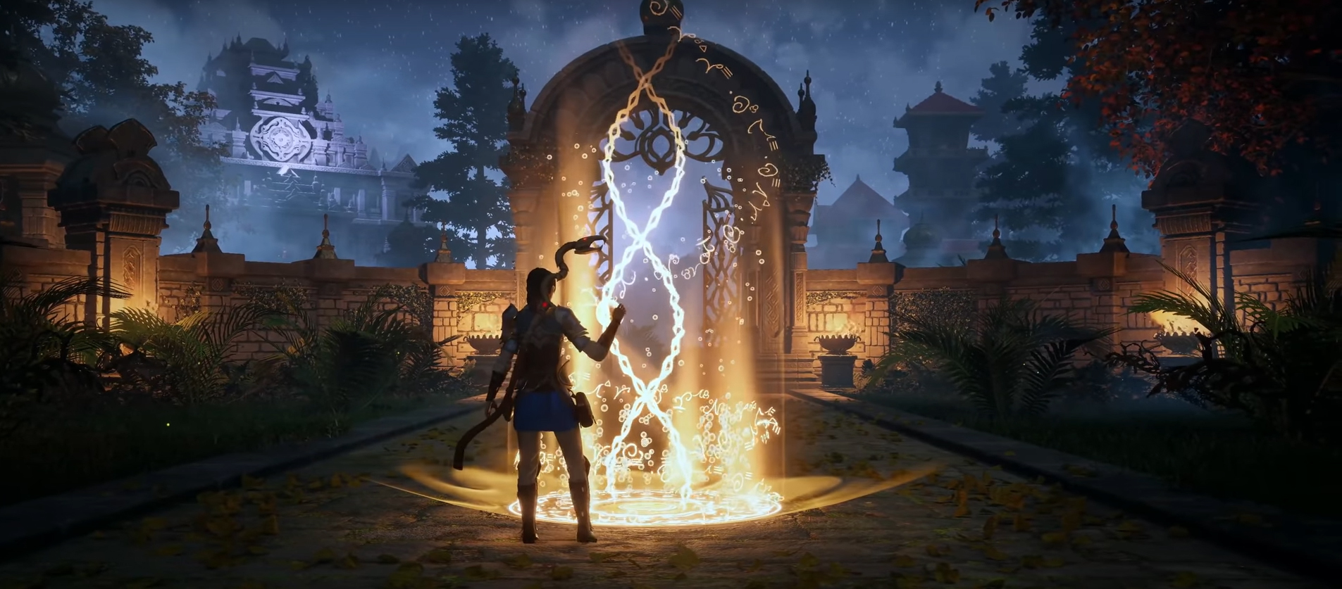 Unreal Engine 5-Powered Time Travel MMORPG Into the Echo Release Teaser