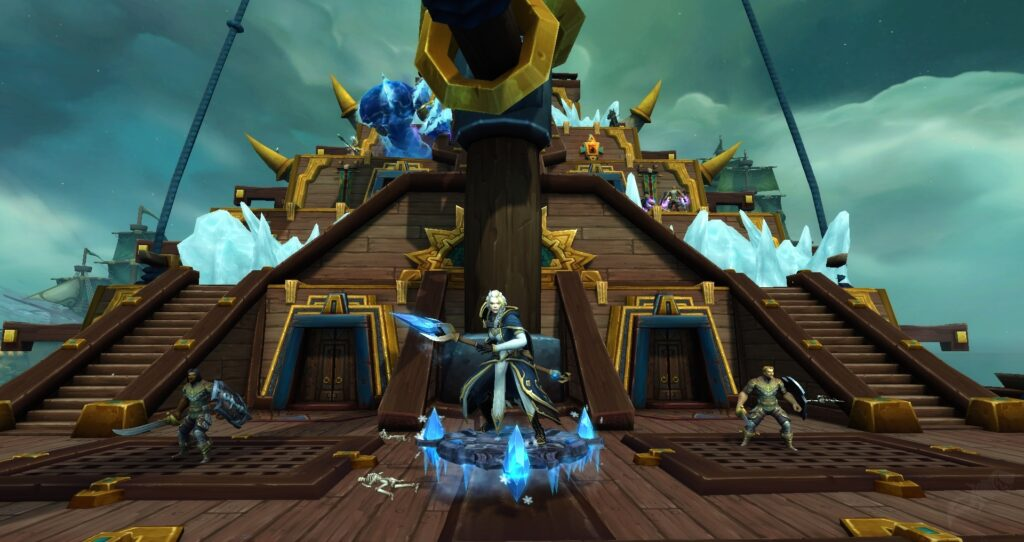 The 12 Most Challenging WoW Raid Bosses Of All Time 11