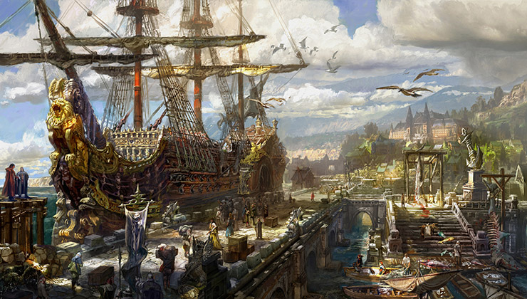 Lost Ark Shares Some Lore About the Land of Luterra