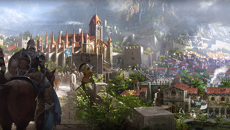 Lost Ark Shares Some Lore About the Land of Luterra 2