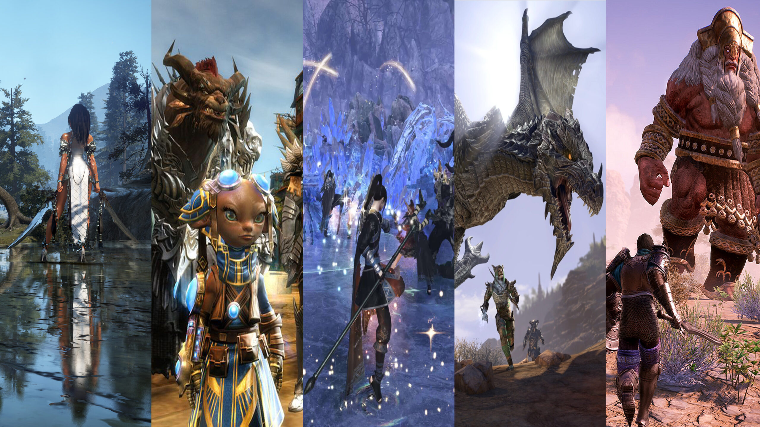 The 11 MMOs With The Best Graphics In 2021 15