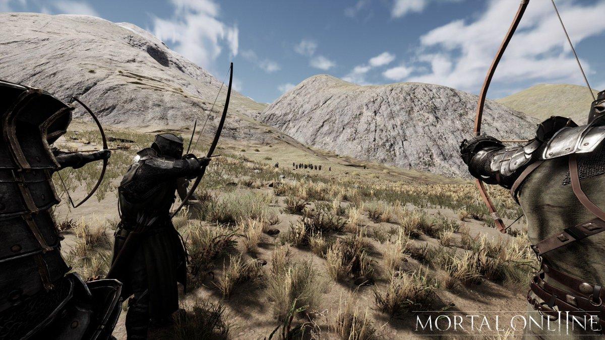Mortal Online 2 Prepares For Final Stress Test On September 6th