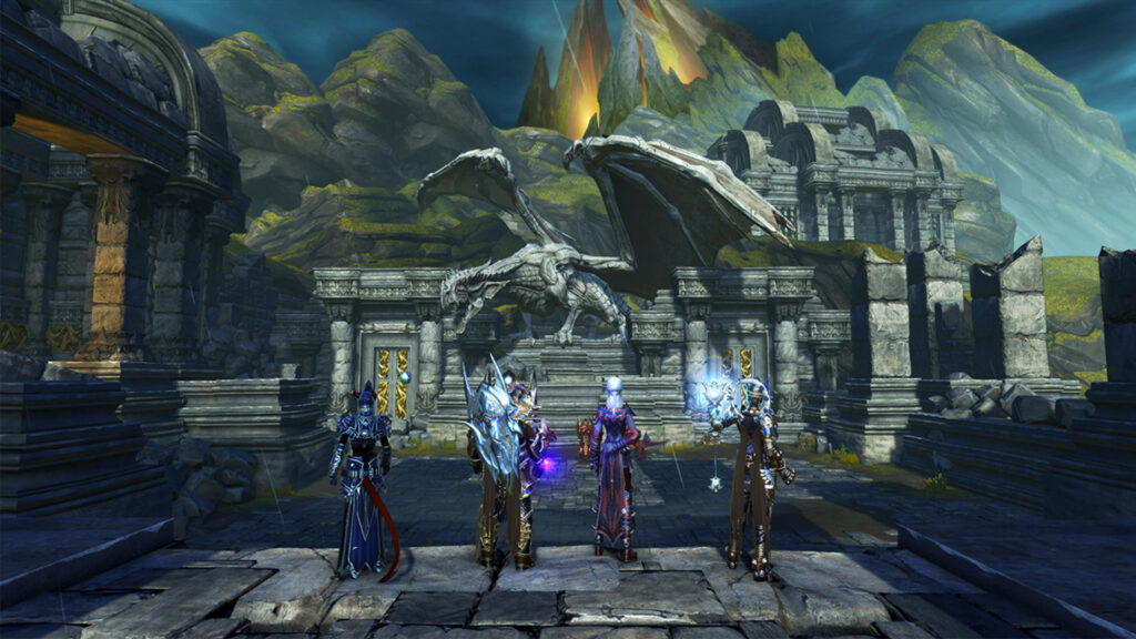 The 11 MMOs With The Best Graphics In 2021 12