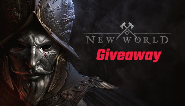 New World Launch Giveaway – Giving Away 4 Standard & 1 Deluxe Edition