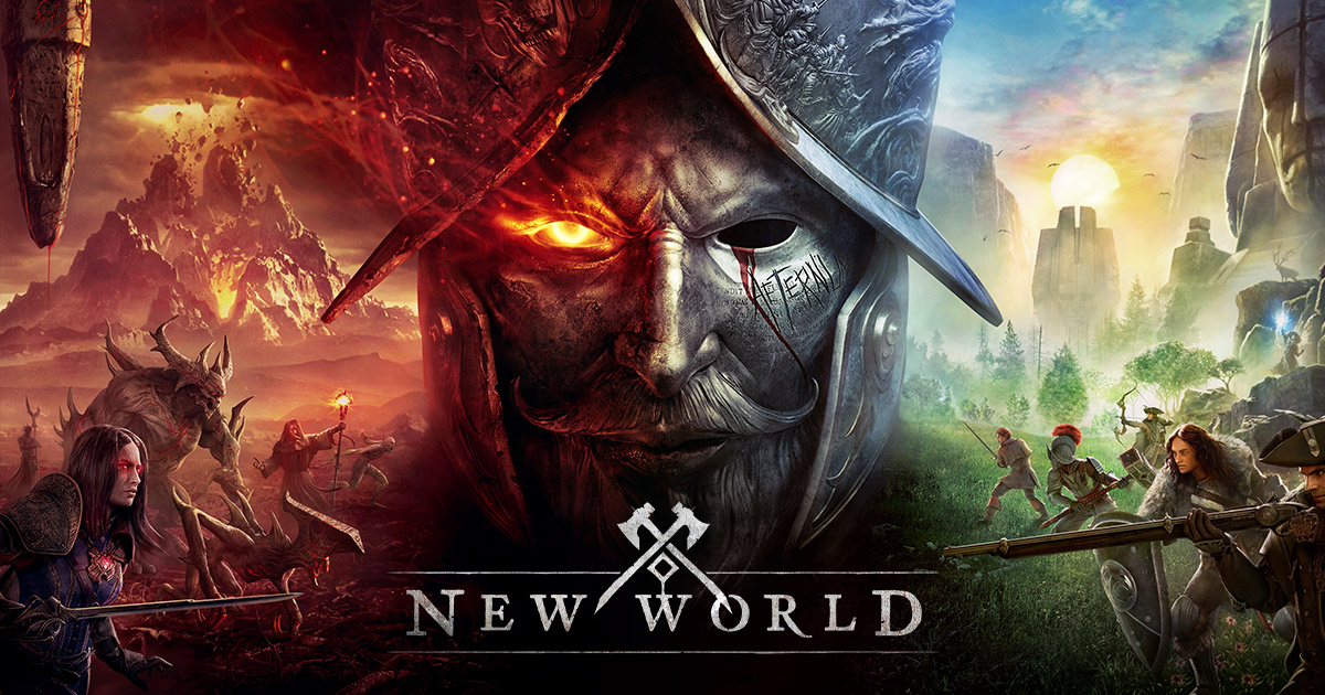New World Launches and Hits 700K Concurrent Players on Steam