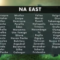 New World Has Released the Names of the 176 Servers Available at Launch 3