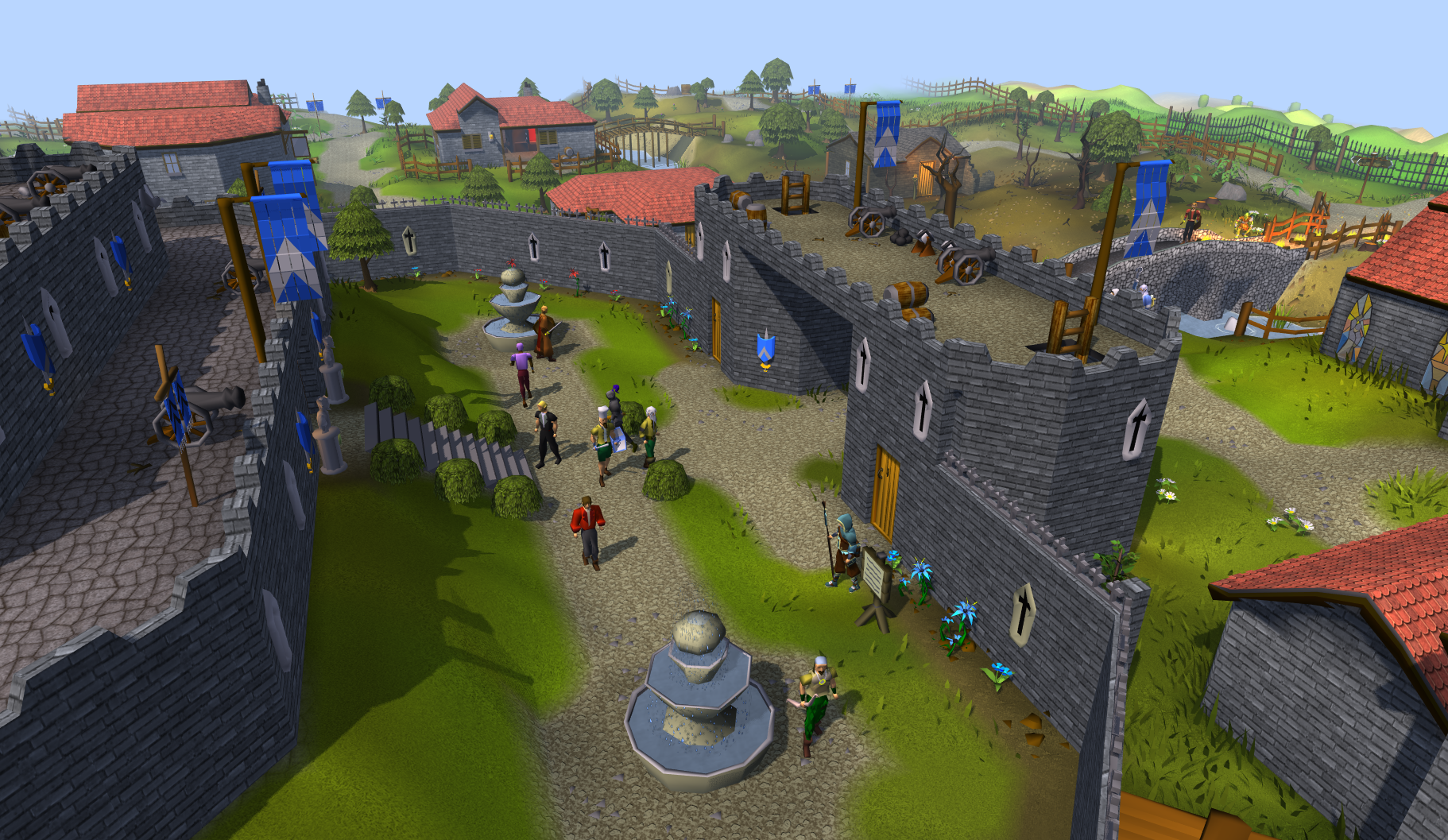 117Scape's OSRS HD Plugin Is Now Available