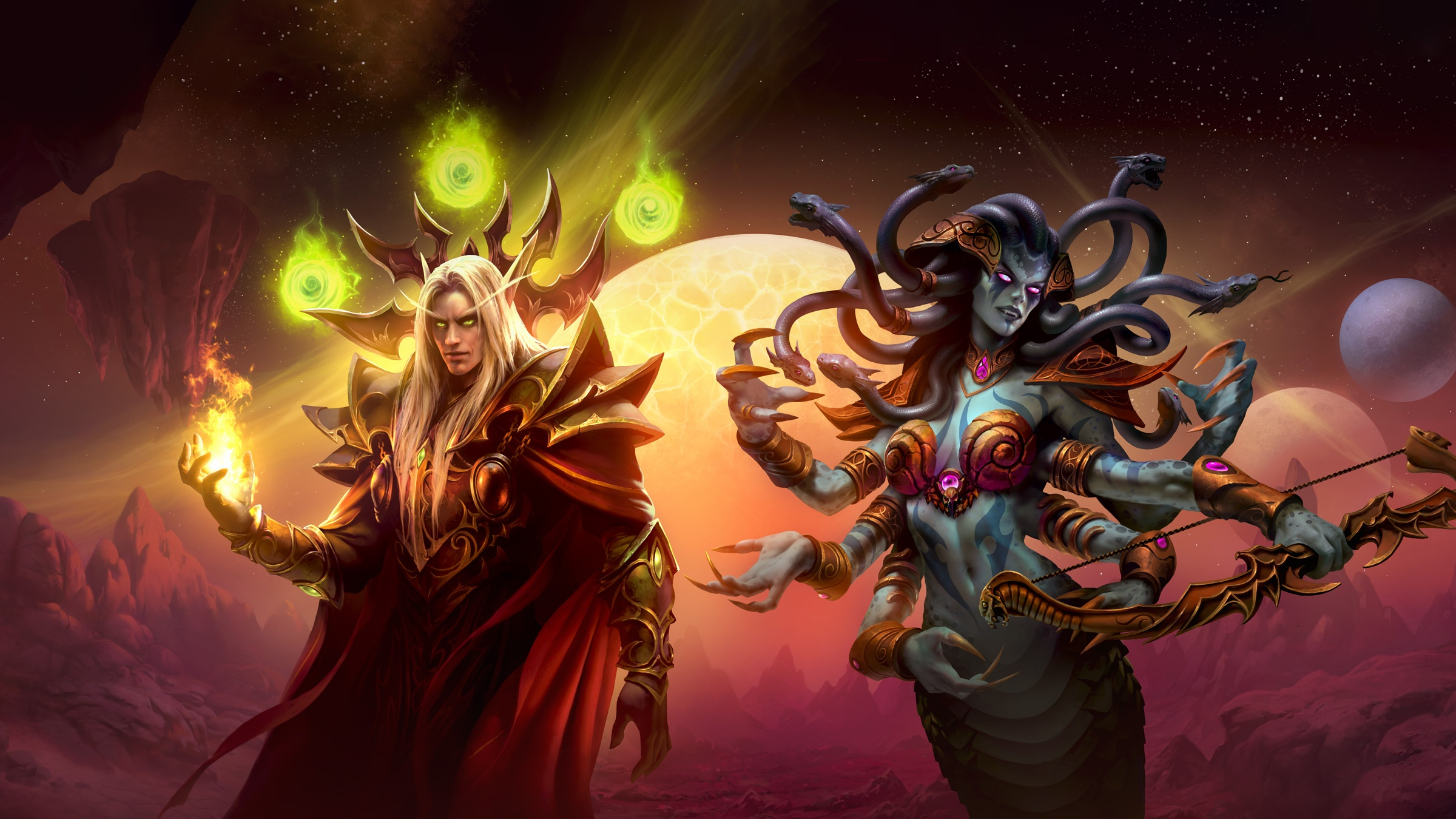Classic TBC Launches Overlords of Outland