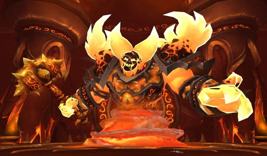 The 12 Most Challenging WoW Raid Bosses Of All Time 4