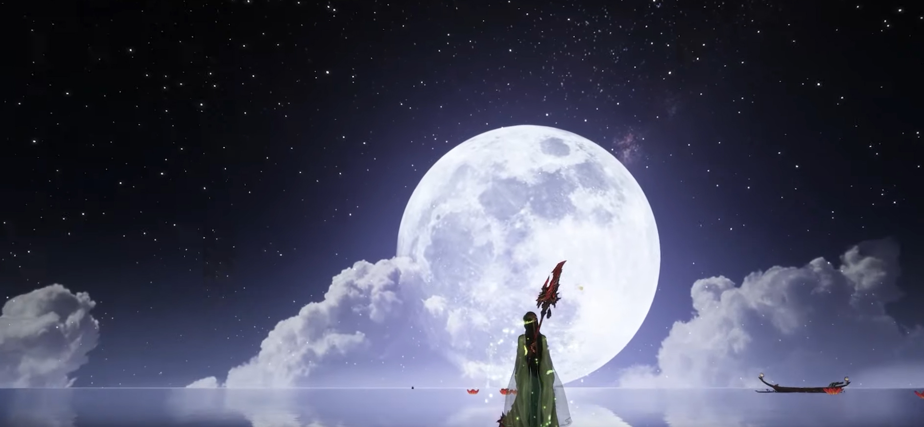 Sword of Legends Online Celebrates the Moon Festival With the Latest Patch