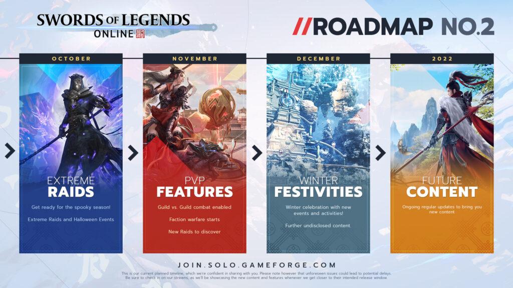 Swords Of Legends Online Release Roadmap Going Into 2022 2