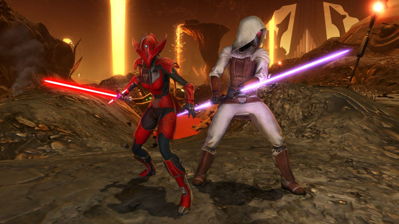SWTOR Begins Testing Sorcerer and Assassin Combat on the PTS