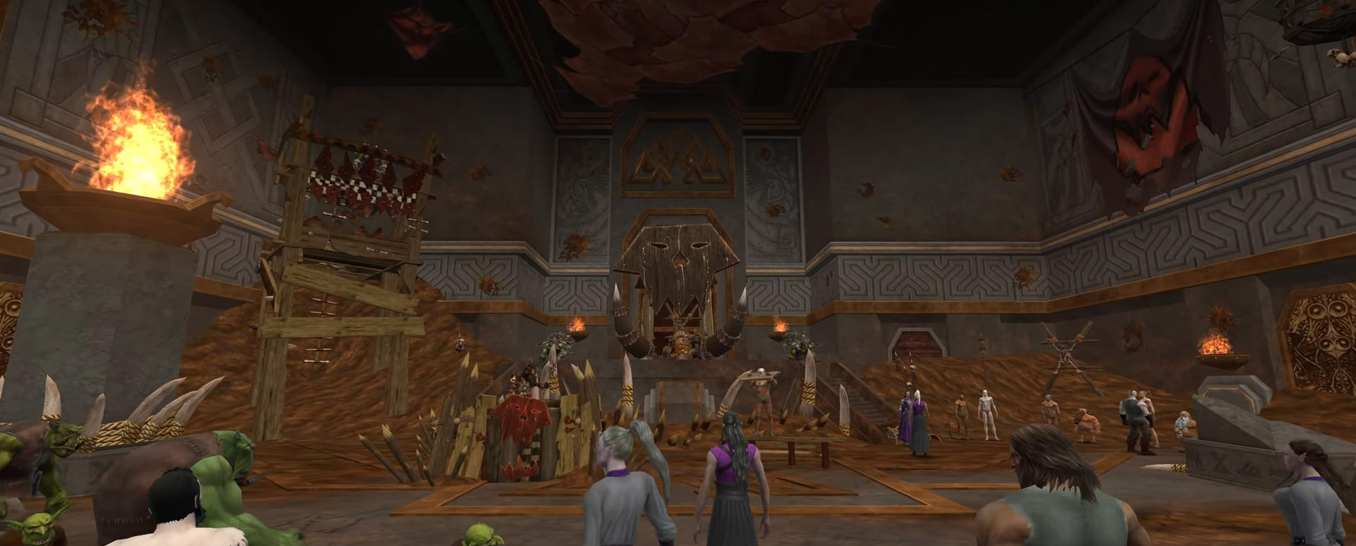 Warhammer Online: Return of Reckoning Adds Two Capital Cities That Mythic Left Out at Release
