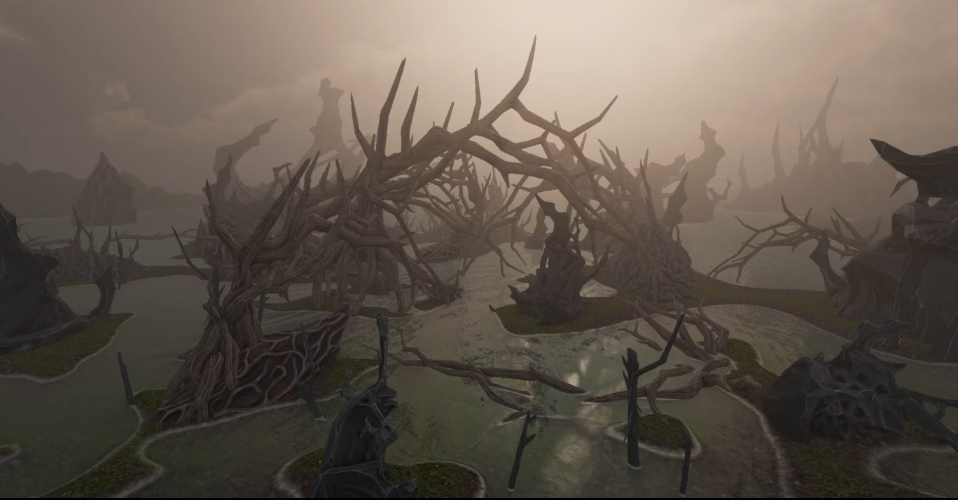 Pantheon Developers Showcase The Creation of Wild's End