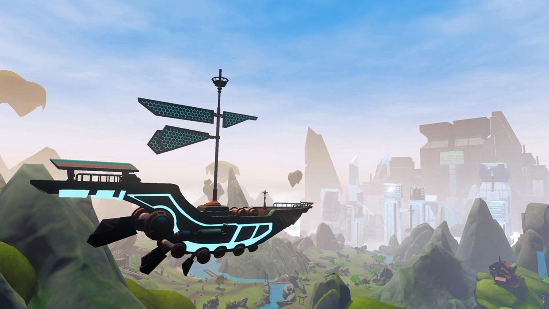 Ramen VR Raises $10M in Funding for VR MMO Zenith the Last City
