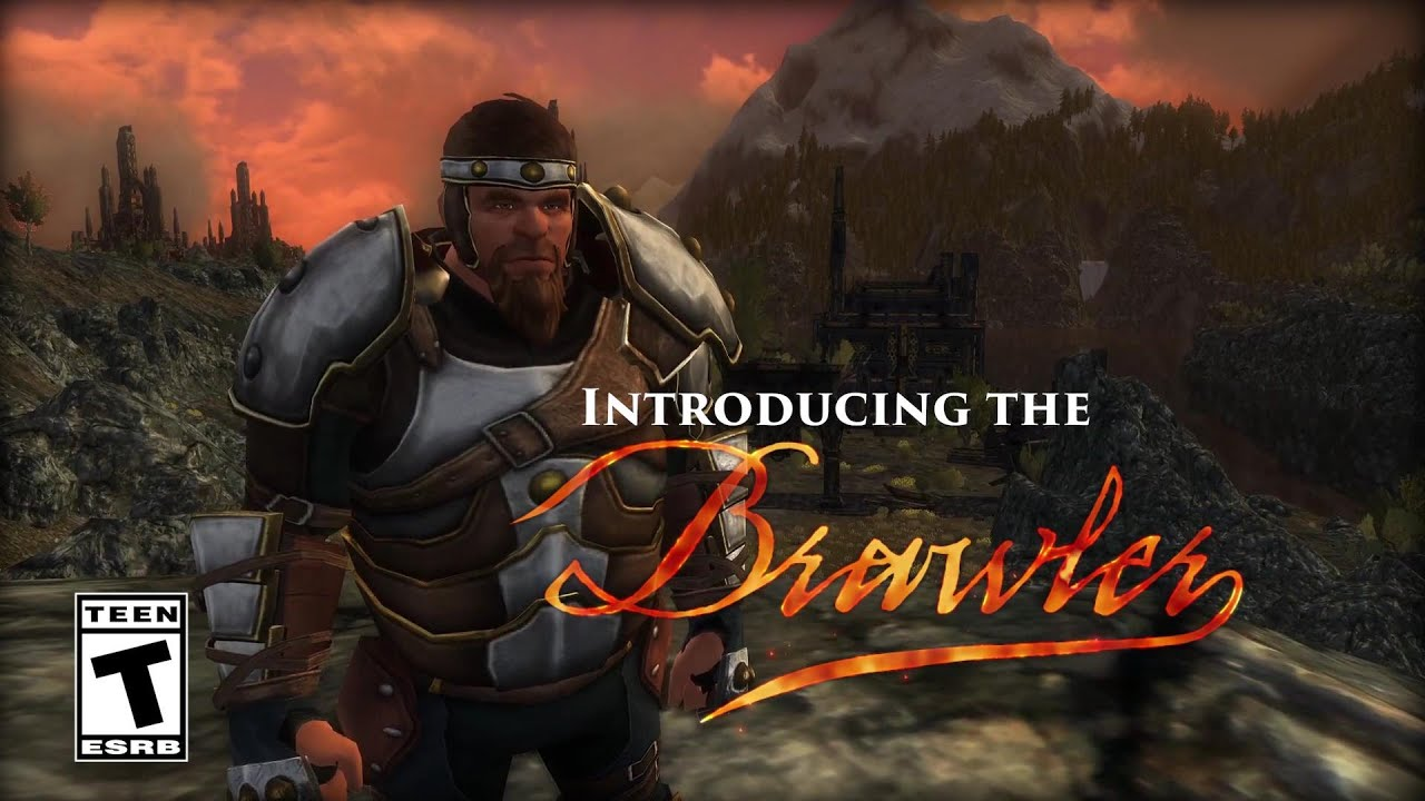 The Lord of the Rings Online Previews the Brawler Class Ahead of Oct. 13 Release