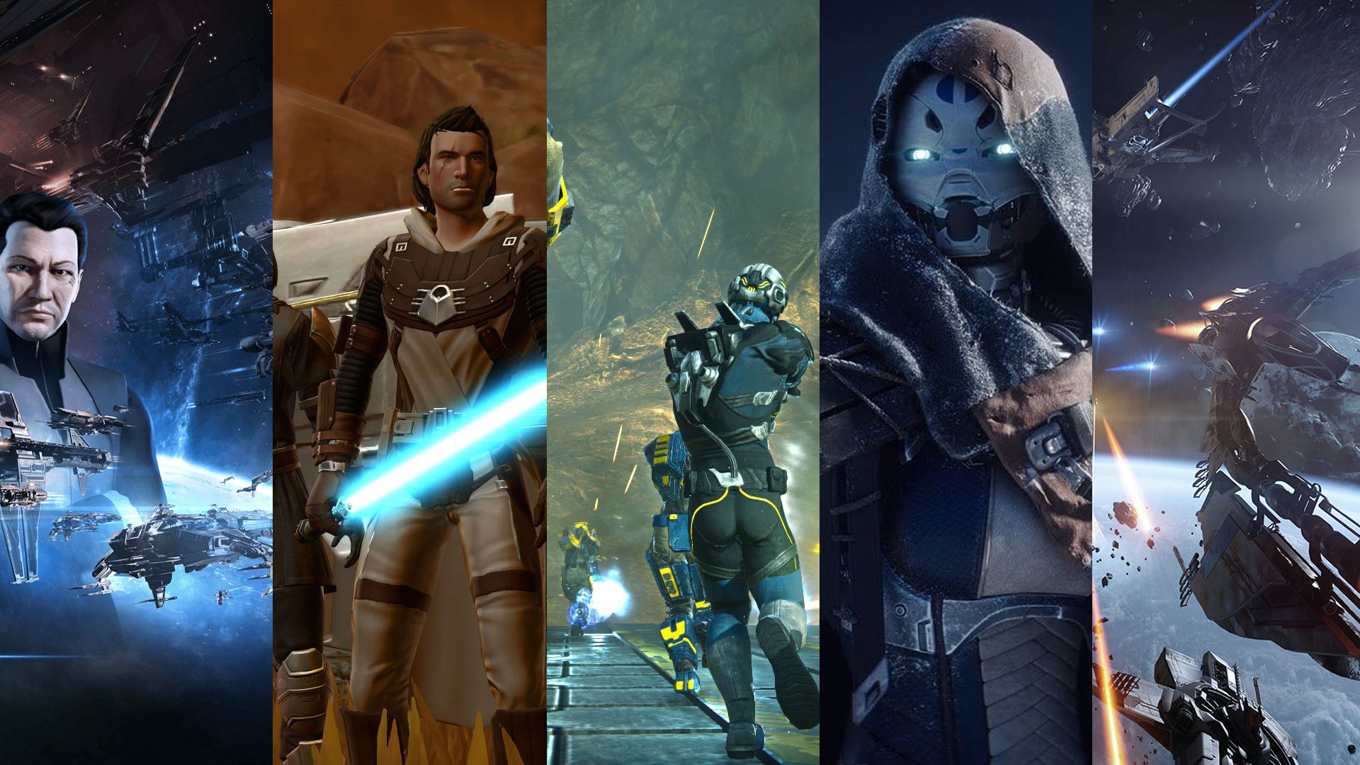 The 11 Best Sci-Fi MMOs to Play in 2021 14