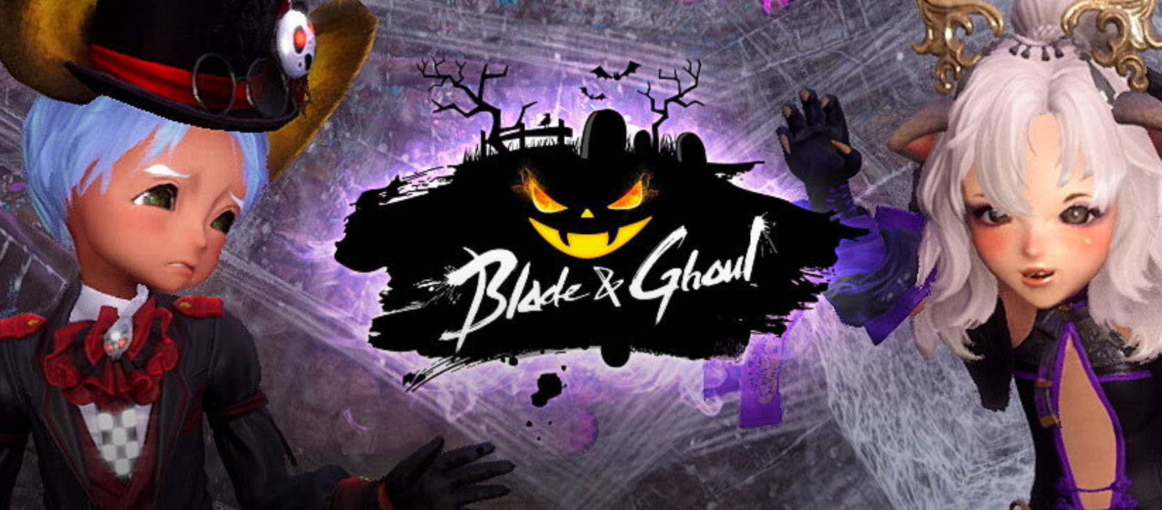 Blade & Soul's Blade & Ghoul Halloween Event is Live