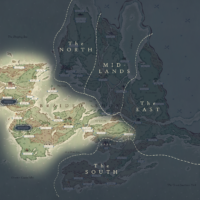 Book of Travels Shares Early Access Roadmap and World Map 6