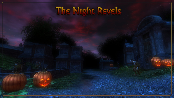 DDO Offers Free Questing Coupon Just as Halloween Event Kicks Off 9