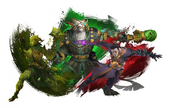 End of Dragon's Third Elite Specialization Beta is Live in Guild Wars 2 2