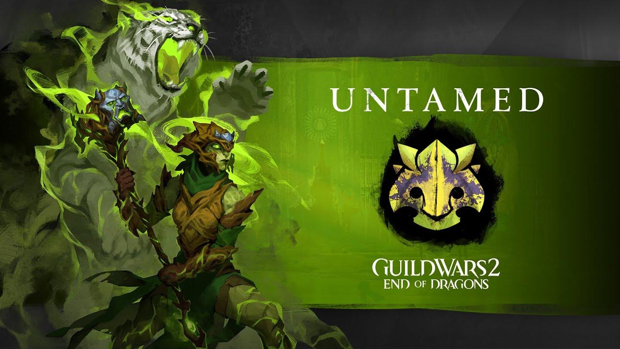 Guild Wars 2 Reveals the Untamed, Mechanist, and Specter Elite Specializations 6