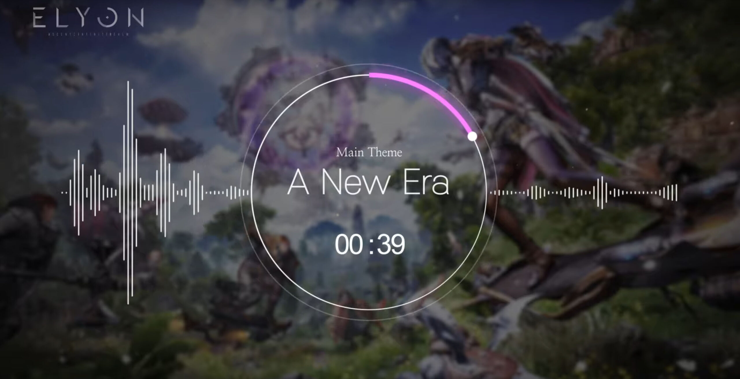 Elyon Shares Its Original Soundtrack