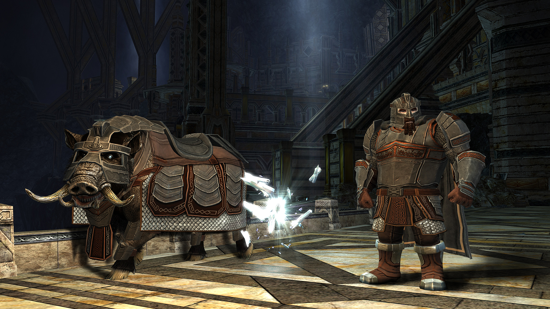 Patch 30.3 is Live in LOTRO Bringing With it the Brawler & Legendary Item Revamp 10
