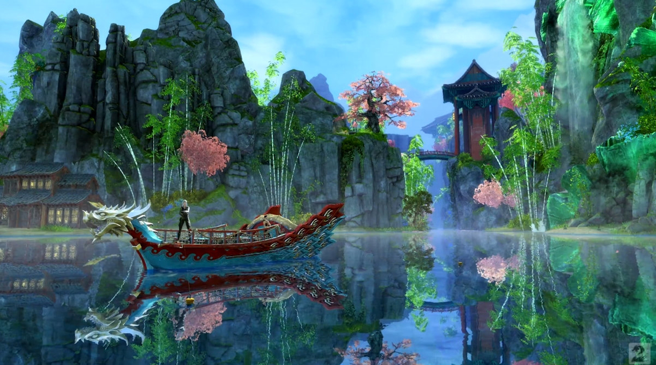 Guild Wars 2 Previews Shing Jea Island Coming in End of Dragons