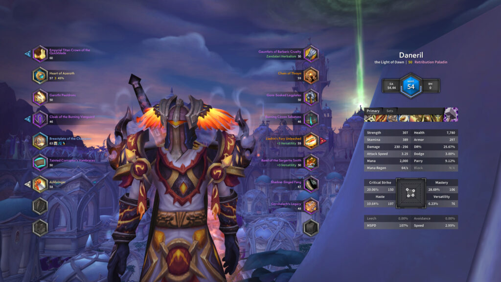 How to Make World of Warcraft Look Better in 2021 6