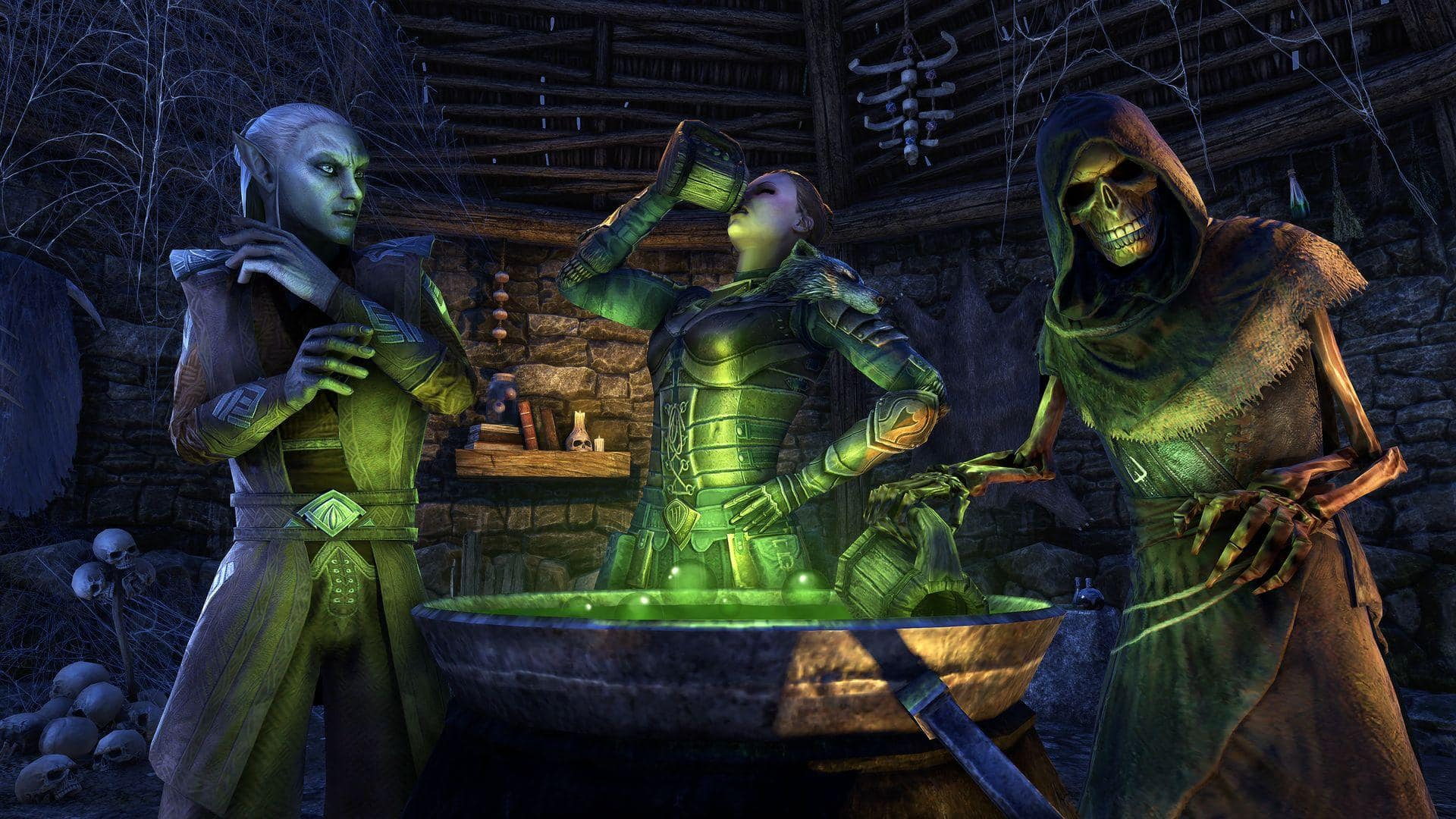 The Witches Festival Returns to ESO 7