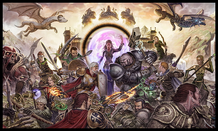 Dark Age of Camelot Turns 20
